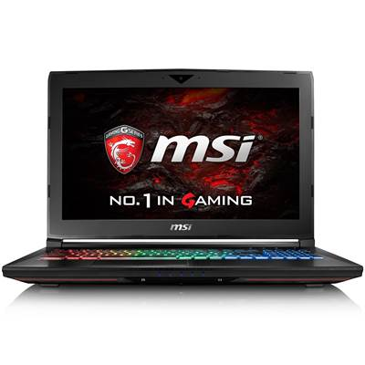 "MSI GT62VR Dominator-078 15.6"" Full HD Ultra Gaming Laptop w /  GTX 1060 6GB G-Sync (VR Ready)"