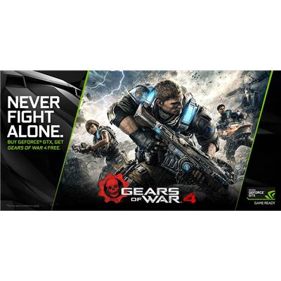 Microsoft Gears of War 4 - Windows 10 Digital Code