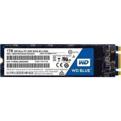 250GB Western Digital Blue M.2 SATA SSD