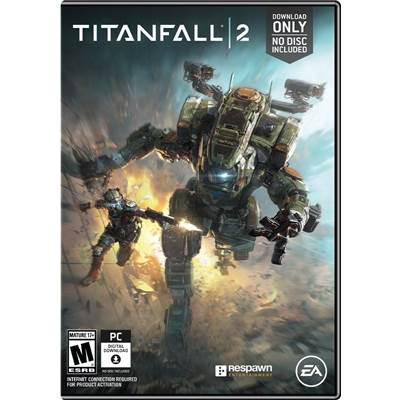 Electronic Arts Titanfall 2 - Digital Game Code