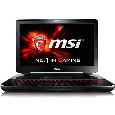 "(Open-box) MSI GT80S TITAN SLI-274 18.4"" Full HD Gaming Laptop w /  GTX 980M SLI 16GB (Skylake Core i7-6820HK)"