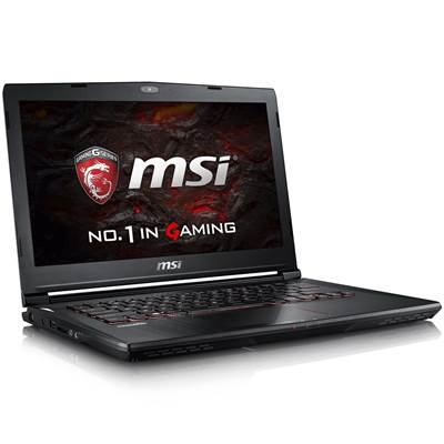 "MSI GS43VR PHANTOM PRO-069 14"" Full HD Ultra Gaming Laptop w /  GTX 1060 6GB (Kabylake)"