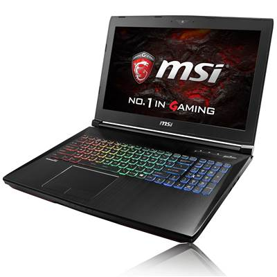 "MSI GT62VR DOMINATOR PRO-238 15.6"" G-Sync Full HD Gaming Laptop w /  GTX 1070 8GB (Kabylake)"