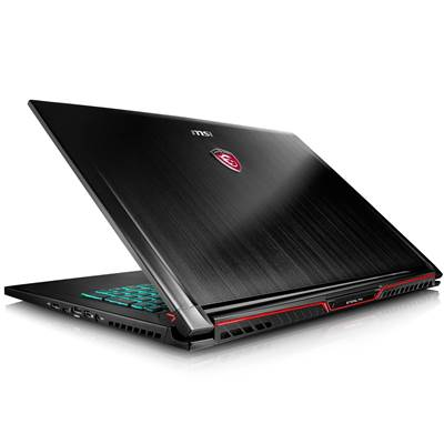 "MSI GS73VR STEALTH PRO-224 17.3"" 120Hz (5ms) Full HD Ultra Gaming Laptop w /  GTX 1060 6GB (Kabylake)"