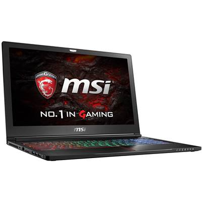 "MSI GS63VR STEALTH PRO 4K-228 15.6"" 4K UHD Gaming Laptop w /  GTX 1060 6GB (Kabylake)"