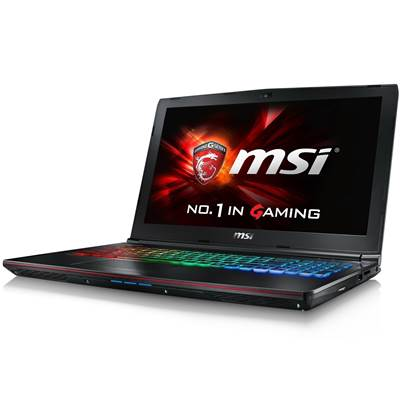 "MSI GE62 APACHE-264 15.6"" IPS-Level Full HD Gaming Laptop w /  GTX 1050 4GB (Kabylake)"