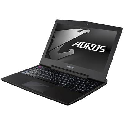 "AORUS X3 Plus v7-KL3K4 13.9"" QHD+ (3200x1800) Ultra Gaming Laptop w /  GTX 1060 6GB (Kabylake)"
