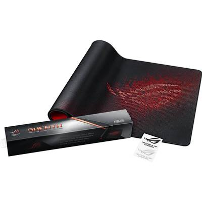 ASUS Republic of Gamers (ROG) Sheath Gaming Mouse Pad (Extra Large)
