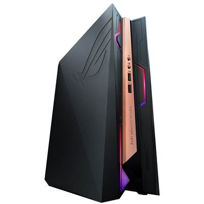 ASUS ROG GR8 II-T069Z VR-Ready Mini Gaming PC w /  Core i5-7400 & GTX 1060 3GB (Kabylake)