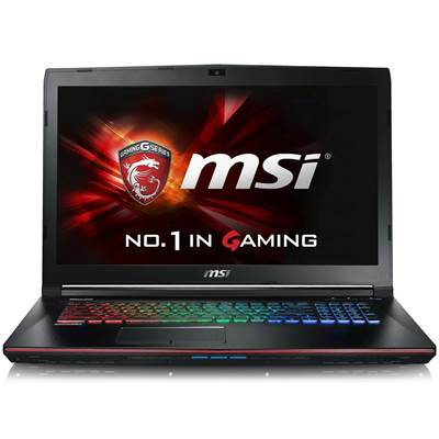 "MSI GE72VR APACHE PRO-447 17.3"" 120Hz (5ms) Full HD Gaming Laptop w /  GTX 1060 6GB (Kabylake) (Exclusive Model)"