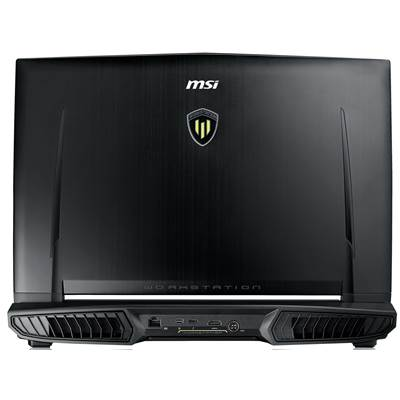 "MSI WT73VR 7RM-687US 17.3"" 4K UHD Workstation Laptop  /  NVIDIA Quadro P5000 16GB & Windows 10 Professional (Kabylake Xeon)"