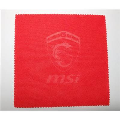 MSI Gaming Screen Cleaning Cloth (Not for sale)