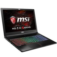 "MSI GS63VR STEALTH PRO-002 15.6"" 120Hz (3ms) Full HD Gaming Laptop w /  GTX1070 8GB (Kabylake & Max-Q)"