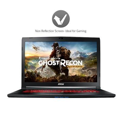 "MSI GL72M 7RDX-699 17.3"" Full HD Gaming Laptop w /  GTX 1050 2GB (Kabylake)"
