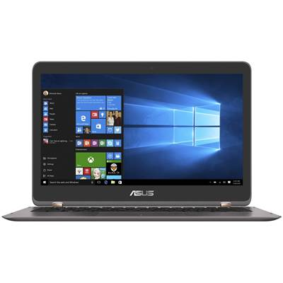 "ASUS ZenBook Flip UX360UA-DS51T 13.3"" Touchscreen Laptop - Gray (Kabylake)"