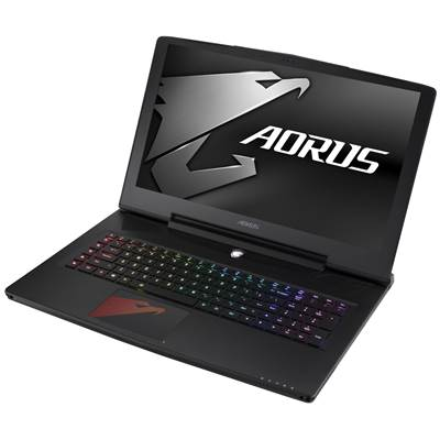 "AORUS X7 DT v7-KL3K3D 17.3"" 120Hz (5ms) QHD Display (X-Rite™ Pantone® Certified) Gaming Laptop w  /  GTX 1080 8GB (Kabylake  /  G-SYNC)"