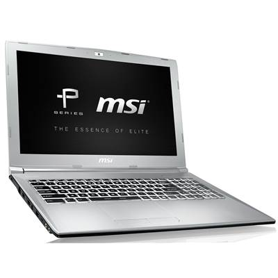 "MSI PE62VR 7RF-837 15.6"" Full HD Gaming  /  Workstation Laptop w /   NVIDIA GeForce GTX 1060 6GB (Kabylake)"
