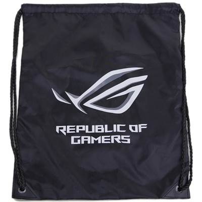 ASUS Republic of Gamers (ROG) Drawstring Bag