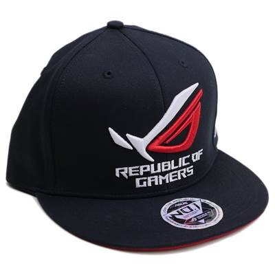 ASUS Republic of Gamers (ROG) Snapback (not for sale, bundle item only)