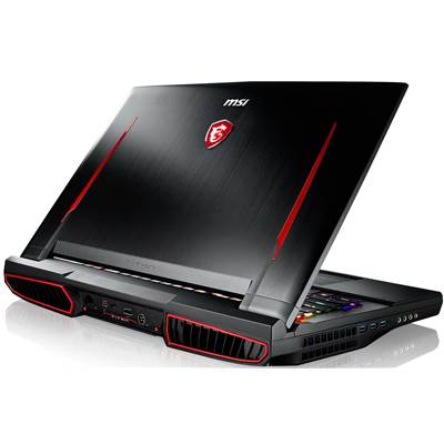 "MSI GT75VR TITAN SLI 4K-028 17.3"" 4K UHD IPS-Level Gaming Laptop w /  GTX 1070 (SLI) 16GB GDDR5 (Kabylake Core i7-7820HK Unlocked  /  G-SYNC)"