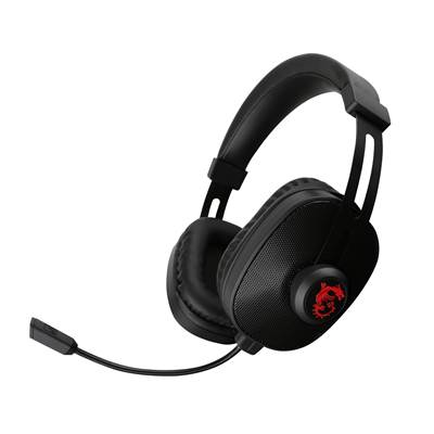 MSI Gaming Headset Black (Not for sale)