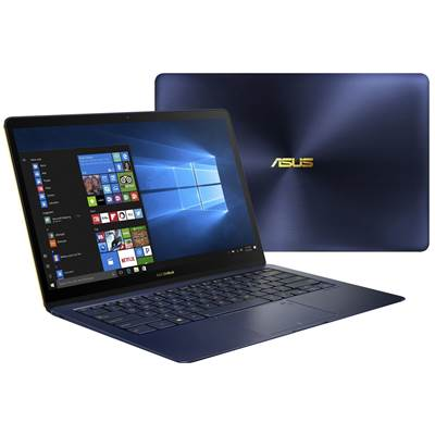 "ASUS ZenBook 3 Deluxe (UX490UA-XH74-BL) 14"" Full HD Ultrabook - Royal Blue (Core i7-8550U)"