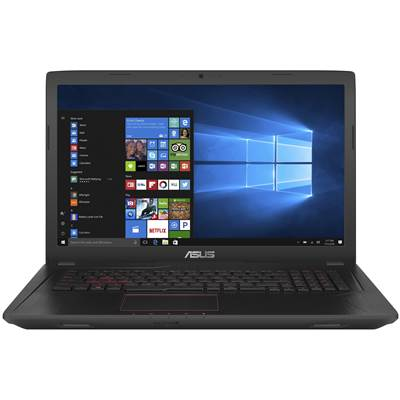 "asus fx73ve wh71 17.3"" full hd gaming laptop w / gtx"