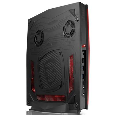 MSI Vortex G25-023US Gaming PC w  /  Core i5-8400 & GTX 1060 6GB (Coffee Lake)