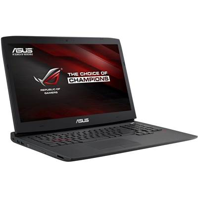 "(OPEN-BOX) ASUS ROG G751JY-VS71(WX) 17.3"" Full HD IPS-Level (G-Sync Ready) Gaming Laptop w /  GTX 980M 4GB (Haswell)"