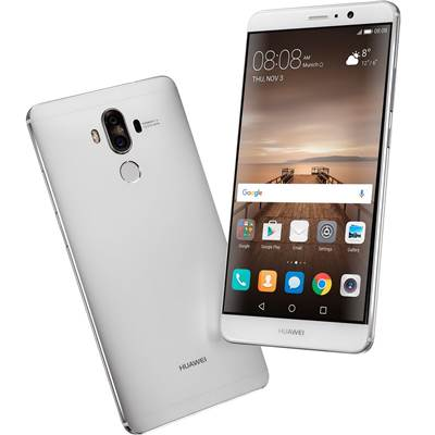 "Huawei Mate 9 5.9"" Dual Camera Unlocked Smartphone 64GB (Moonlight Silver)"