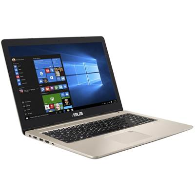 "ASUS VivoBook Pro 15 (N580VD-DS76T) 15.6"" UHD Touchscreen Laptop w  /  GTX 1050 4GB (Kabylake)"