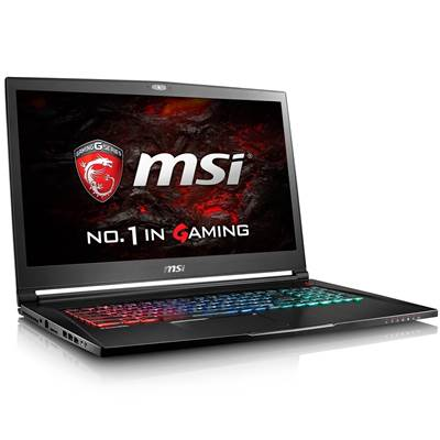 "MSI GS73VR STEALTH PRO-060 17.3"" 120Hz (5ms) Full HD Gaming Laptop w /  GTX 1070 8GB (Kabylake & Max-Q)"
