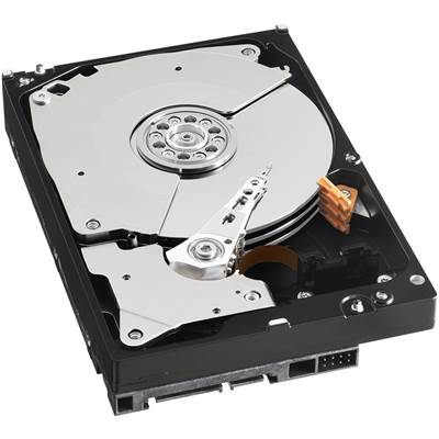 "Western Digital Black WD6003FZBX 6TB 3.5"" SATA 6.0Gb / s Performance Desktop Hard Drive"