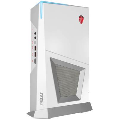 MSI Trident 3 Arctic 8RD-002US Gaming Desktop w  /  Core i7-8700 & GTX 1070 8GB (Coffee Lake)
