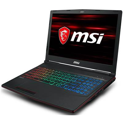 "Ram Price >> MSI GP63 Leopard-041 15.6"" Full HD IPS-Level Gaming Laptop w / GTX 1050Ti 4GB (Coffee Lake Core ..."