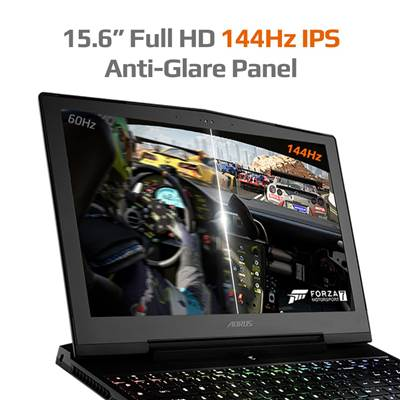 "*** DISCONTINUED *** AORUS X5 v8-CL4D 15.6"" 144Hz IPS Full HD Display (X-Rite™ Pantone® Certified) Gaming Laptop w /  GTX 1070 8GB GDDR5 (Coffee Lake Core i7-8850H  /  G-SYNC)"