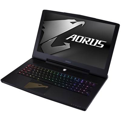 "*** DISCONTINUED *** AORUS X7 DT v8-CL4D 17.3"" 144Hz IPS Full HD Display (X-Rite™ Pantone® Certified) Gaming Laptop w /  GTX 1080 8GB GDDR5X (Coffee Lake Core i7-8850H  /  G-SYNC)"