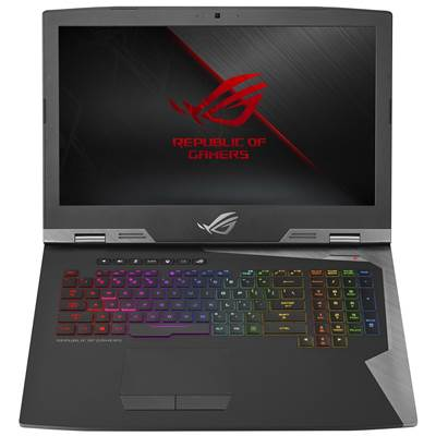 "ASUS ROG G703GI-XS74 17.3"" 144Hz (3ms) IPS G-Sync Full HD Gaming Laptop w /  GTX 1080 8GB GDDR5X (Coffee Lake Core i7-8750H)"