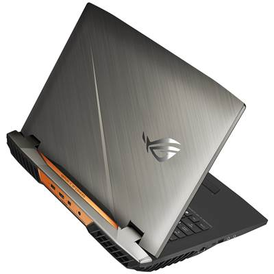 "ASUS ROG G703GS-WS71 17.3"" 144Hz (3ms) IPS G-Sync Full HD Gaming Laptop w /  GTX 1070 8GB (Coffee Lake Core i7-8750H)"