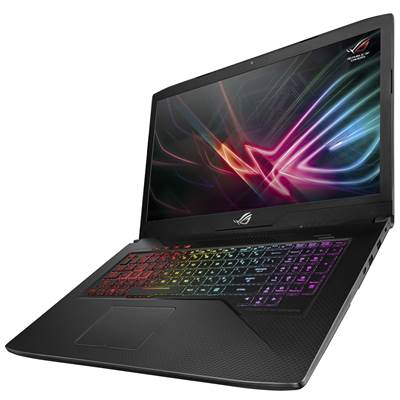 "ASUS ROG STRIX GL703GM-DS74 (SCAR Edition) 17.3"" 120Hz (3ms) Full HD Gaming Laptop w /  GTX 1060 6GB GDDR5 (Coffee Lake Core i7-8750H)"