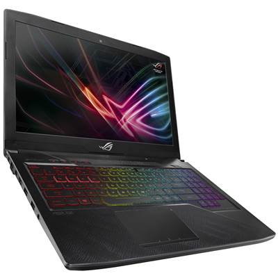 "ASUS ROG STRIX GL503GE-ES73 (Hero Edition) 15.6"" 120Hz (3ms) Full HD Gaming Laptop w /  GTX 1050Ti 4GB GDDR5 (Coffee Lake Core i7-8750H)"