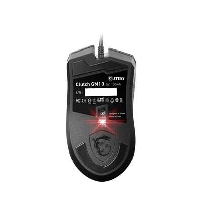MSI CLUTCH GM10 Gaming Mouse (Not for sale)