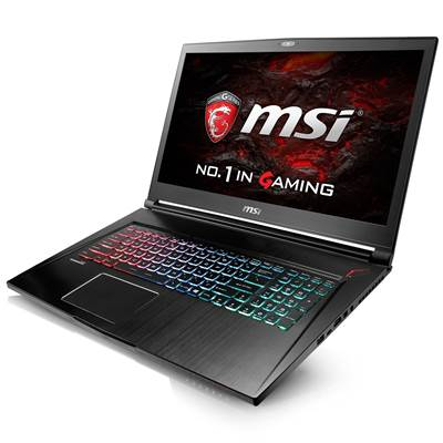 "(OPEN-BOX) MSI GS73VR STEALTH PRO-060 17.3"" 120Hz (5ms) Full HD Gaming Laptop w /  GTX 1070 8GB (Kabylake & Max-Q)"