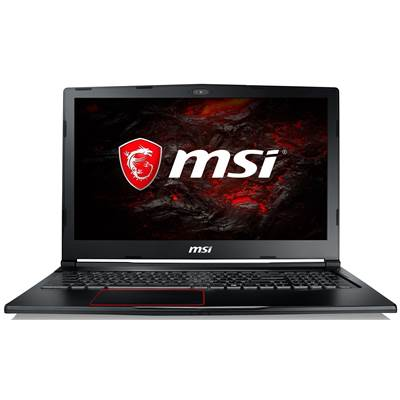 "(OPEN-BOX) (DAMAGED) MSI GE63VR Raider-075 15.6"" 120Hz (3ms) Full HD Gaming Laptop w /  GTX 1070 8GB (Kabylake)"