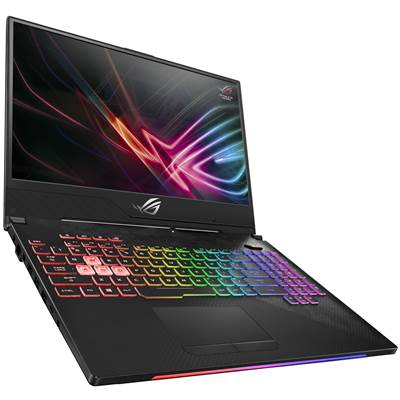 "ASUS ROG STRIX GL504GS-DS74 (SCAR II Edition) 15.6"" IPS-Level 144Hz (3ms) Full HD Gaming Laptop w /  GTX 1070 8GB GDDR5 (Coffee Lake Core i7-8750H)"