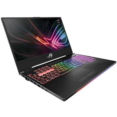 "ASUS ROG STRIX GL504GM-DS74 (Hero II Edition) 15.6"" IPS-Level 144Hz (3ms) Full HD Gaming Laptop w  /  GTX 1060 6GB GDDR5 (Coffee Lake Core i7-8750H)"