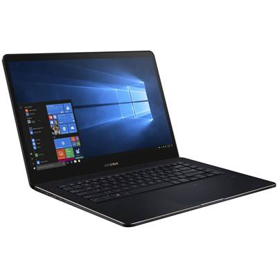 "ASUS ZenBook Pro (UX550GE-XB71T) 15.6"" UHD IPS-Level Touchscreen Laptop w  /  GTX 1050Ti 4GB - Deep Ocean Blue (Coffee Lake Core i7-8750H)"