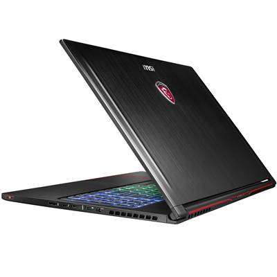 "(OPEN-BOX) MSI GS63VR STEALTH PRO-229 15.6"" IPS Full HD Gaming Laptop w /  GTX 1060 6GB & Windows 10 Professional (Kabylake)"