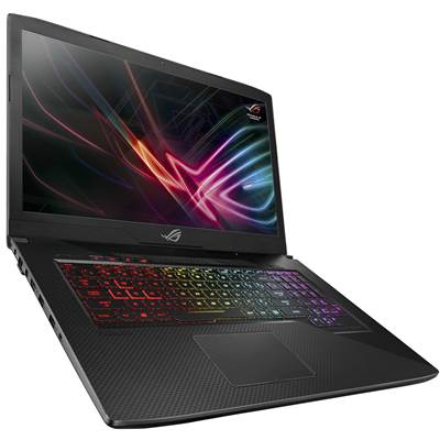 "(OPEN-BOX) ASUS ROG STRIX GL703GS-DS74 (SCAR Edition) 17.3"" 144Hz (3ms) IPS-Level G-Sync Full HD Gaming Laptop w /  GTX 1070 8GB GDDR5 (Coffee Lake Core i7-8750H)"