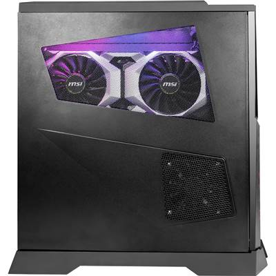 MSI Trident X Plus 9SD-042US Gaming Desktop w  /  RTX 2070 8GB GDDR6 (Core i7-9700K)